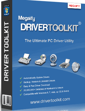 Driver Toolkit 8.5 Crack License Key with Email Download